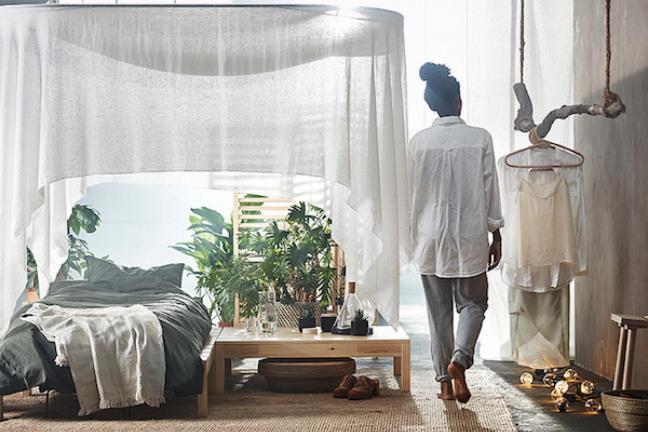 IKEA w stylu Zen