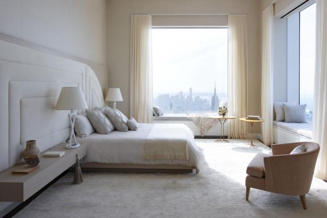 Luksusowy apartament przy Park Avenue