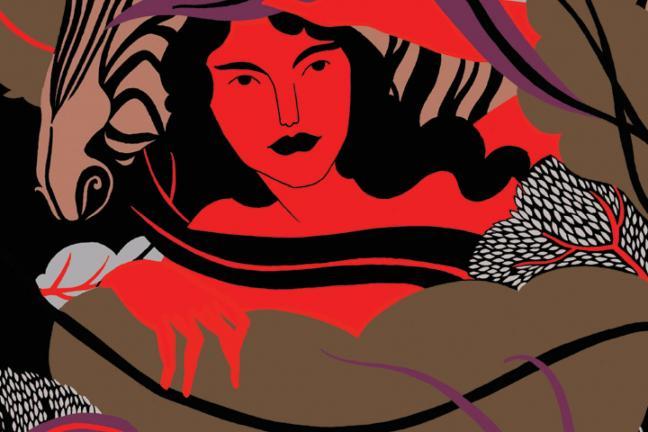 Kobiece ilustracje Karolin Schnoor