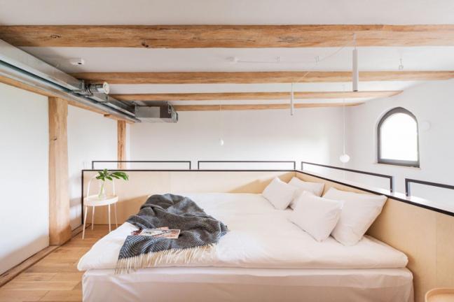 Apartamenty w toruńskim spichlerzu