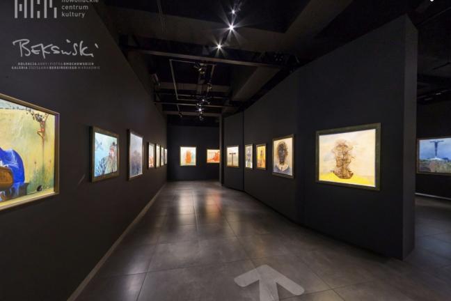 Wystawa Beksińskiego online