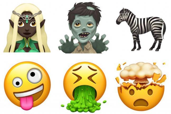 Nadchodzą nowe emoji od Apple