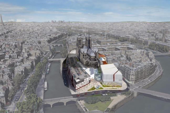 Polski pomysł na odbudowę Notre Dame