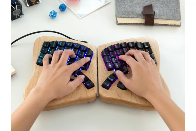 Keyboardio – ratunek dla dłoni