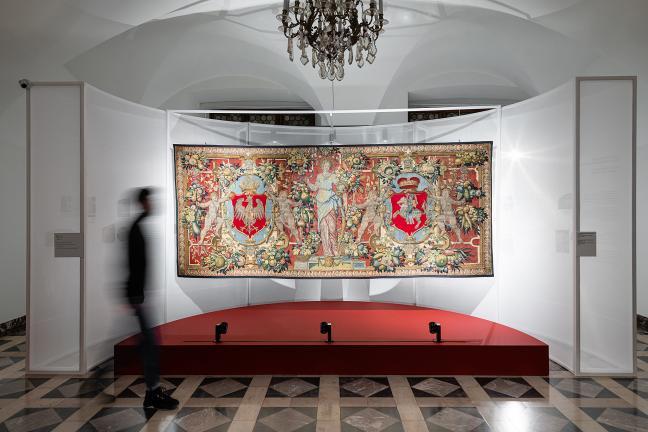 Kraków: Wystawa arrasów Zygmunta Augusta
