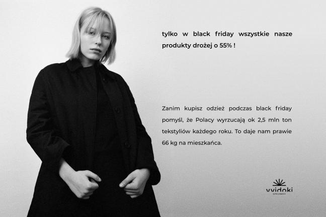 Polska marka podnosi ceny z okazji Black Friday