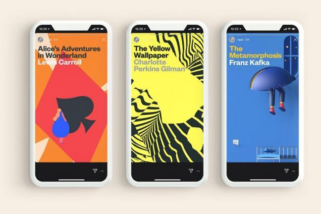 Nowojorska biblioteka publikuje książki na… Insta Stories