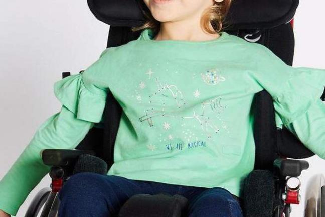 Marks & Spencer stworzył kolekcję ubrań dla niepełnosprawnych dzieci