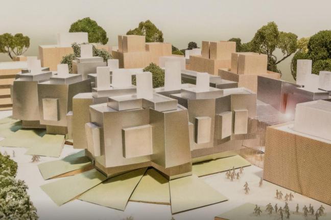 Frank Gehry zaprojektuje Akademię Muzyczną w Krakowie