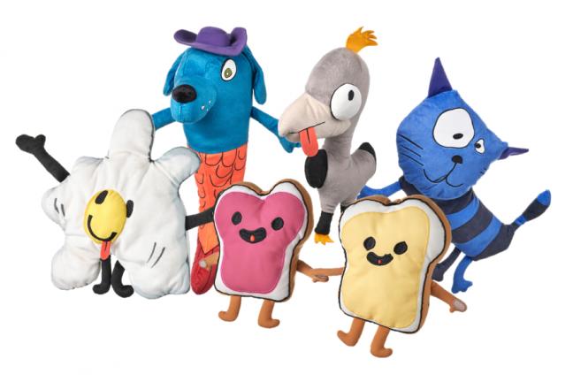 Zabawka projektu 7-letniej Zosi z Polski wkrótce do kupienia w IKEA!