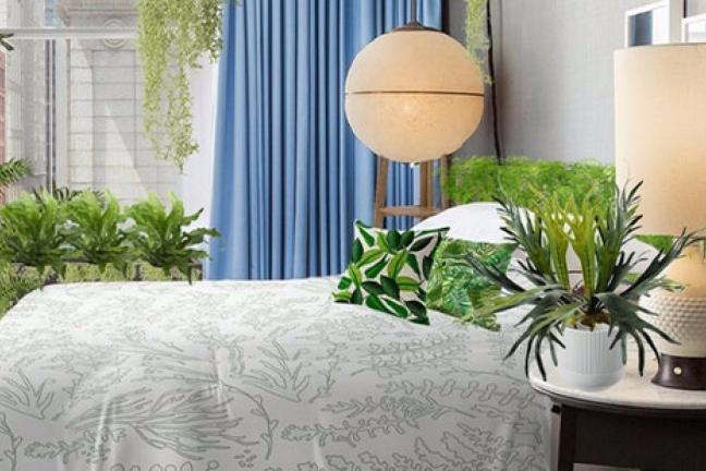 Hotel dla miłośników roślin
