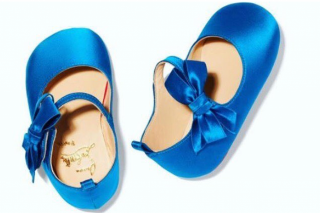 Buty dla dzieci od Louboutin