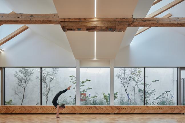 Joga i architektura