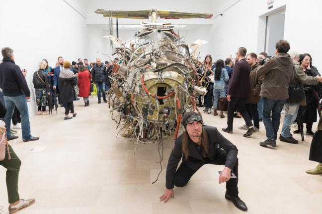 """Polski Pawilon jedną z 5 obowiązkowych wystaw Biennale w Wenecji według brytyjsko-amerykańskiego """"The Art Newspaper"""""""
