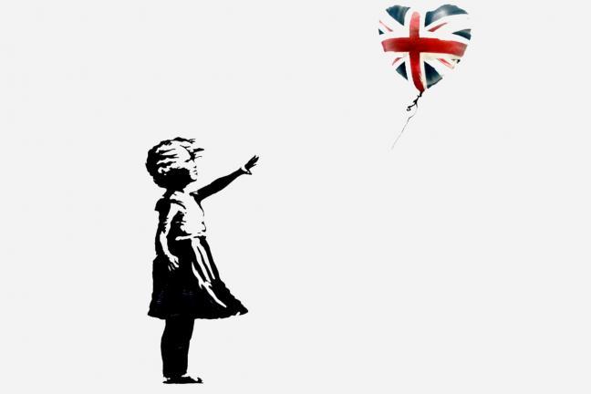 Praca Banksy'ego za darmo