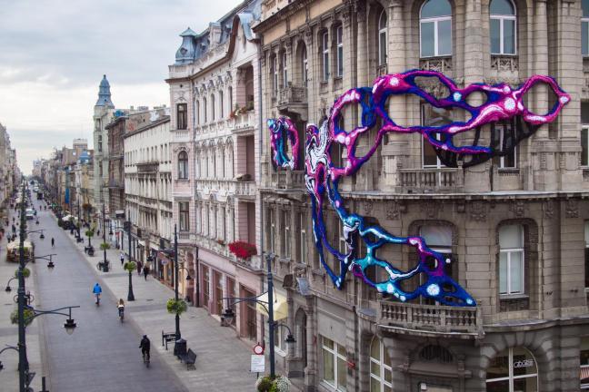 UNIQA Art Łódź, czyli sztuka nie lubi ograniczeń
