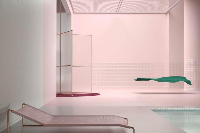 Nietypowy hotel od Massimo Dutti