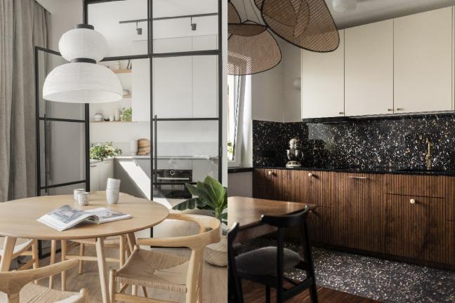 Jak urządzić kuchnię w niewielkim mieszkaniu?
