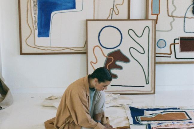 Serce domu – wystawa prac Laurence Leenaert w Londynie