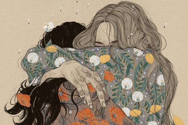 Kobiece ilustracje Käthe Butcher