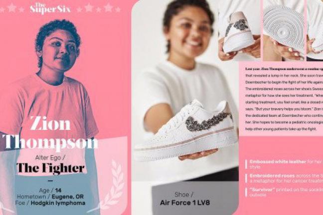 Marka Nike stworzyła buty inspirowane przewlekłymi chorobami