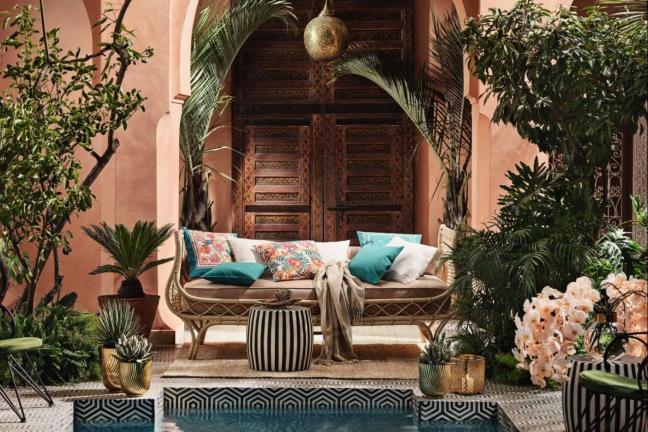 Egzotyczne inspiracje od H&M Home