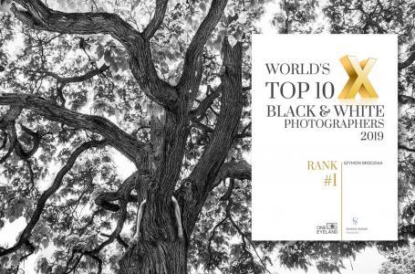 Polak uznany najlepszym na świecie twórcą fotografii czarno-białej