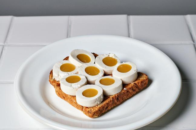 Roślinne jajka