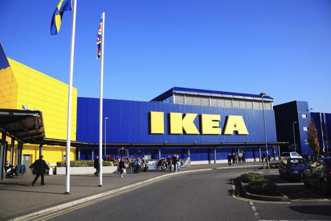 Kolejny sklep IKEA!