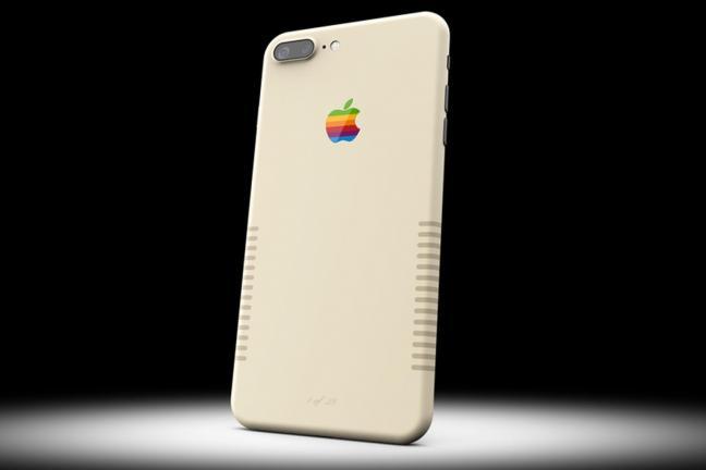 Nowy iPhone jak stary Macintosh