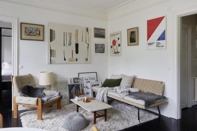 7 skandynawskich mieszkań