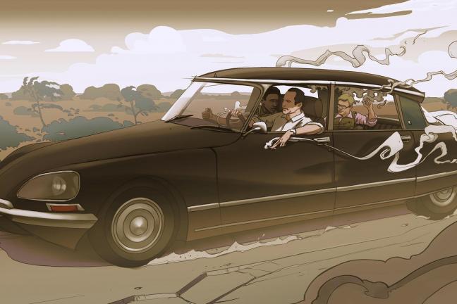 Powstał animowany film na podstawie książki Kapuścińskiego