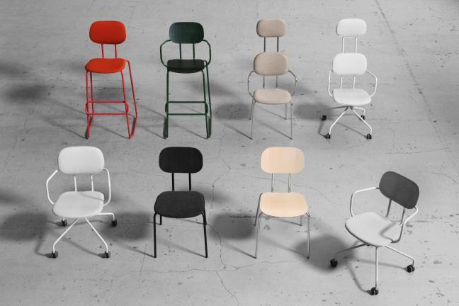 Przetestuj krzesło prosto od projektanta
