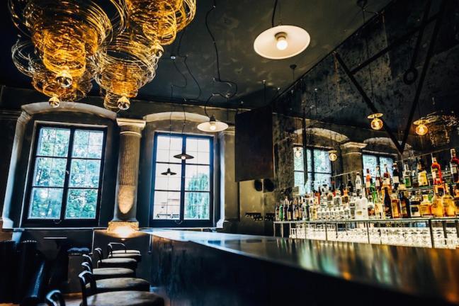 Koktajl bar w bliskowschodnim klimacie