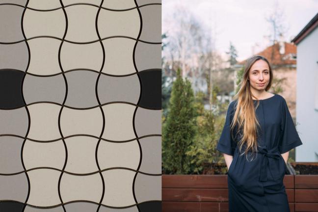 Kolekcja projektu Mai Ganszyniec inspirowana polskim modernizm!