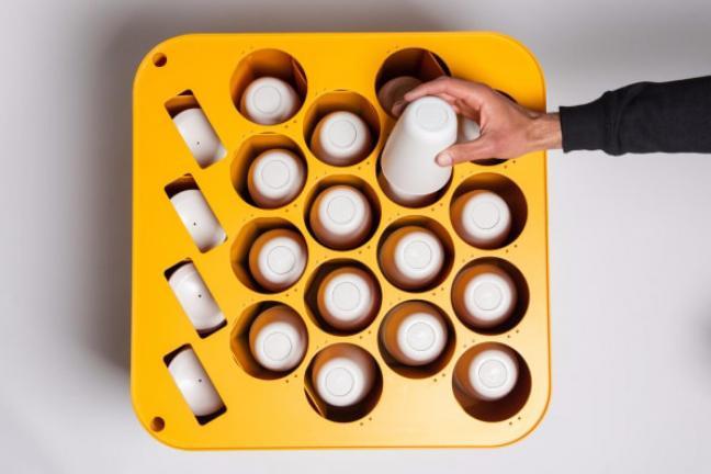 Kubek do kawy, który można wykorzystać 132 razy
