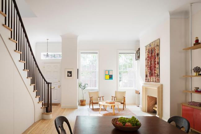 Dom artystów w Nowym Jorku