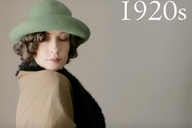100 lat polskiej mody w jednym filmie