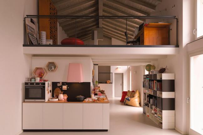 Pastelowe akcenty w kuchni