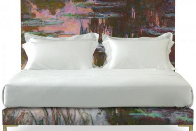 Łóżka jak dzieła sztuki