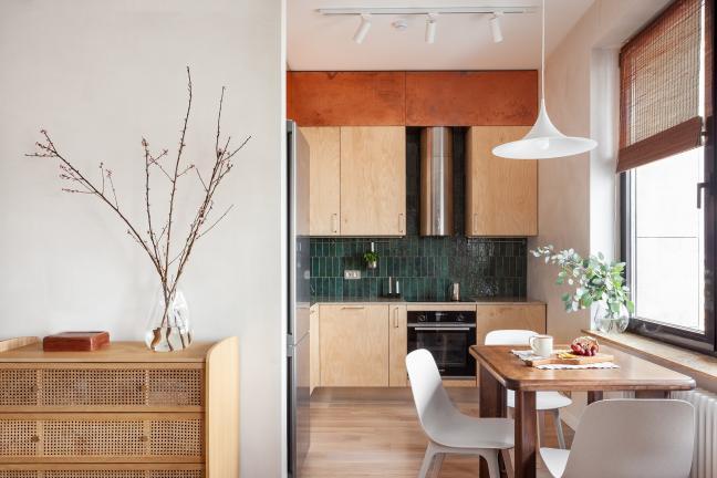 Jak zaaranżować mieszkanie o powierzchni około 60 m2?