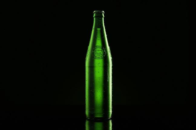 Studio THIS zaprojektowało nową butelkę Łomża