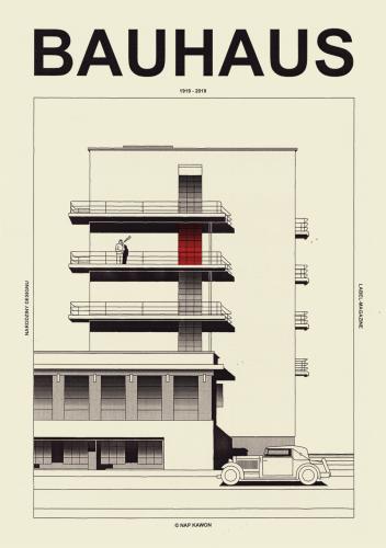 Krzysztof Nowak – Bauhaus: narodziny designu