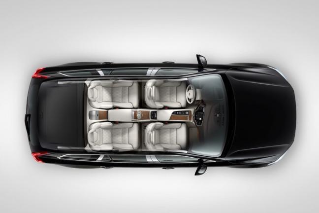 Volvo XC90 Excellence - atmosfera luksusowej podróży