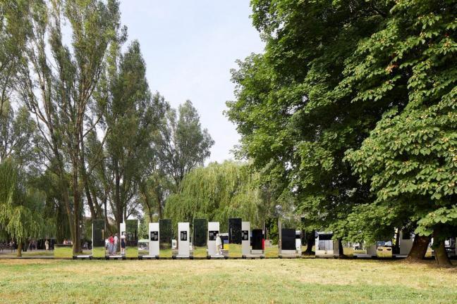 Wystawa projektu Daniela Libeskinda w Muzeum w Auschwitz