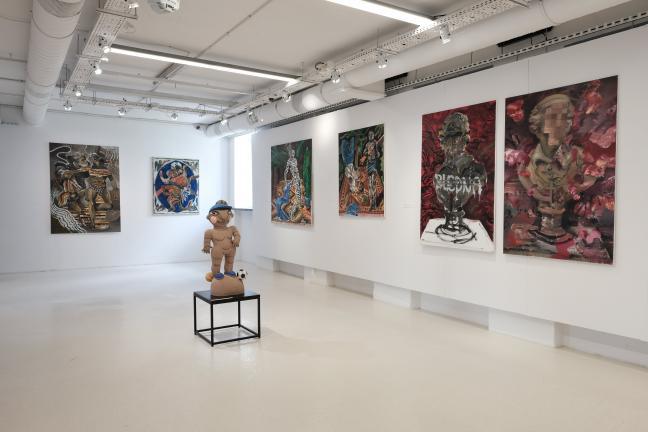 LOOK UNLOCK - wystawa sztuki na Mysiej 3