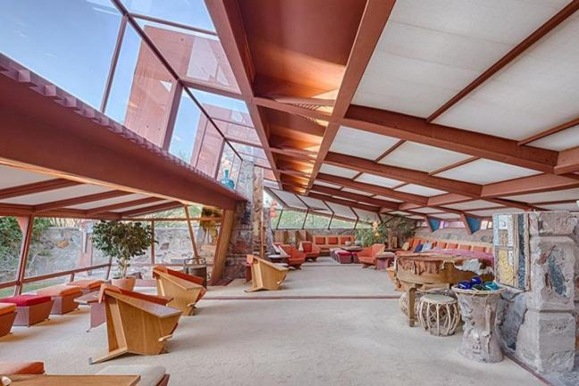 Projects by Frank LLoyd Wright on the UNESCO list