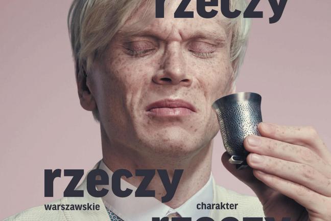 Nowa sesja Jacka Kołodziejskiego dla Muzeum Warszawy