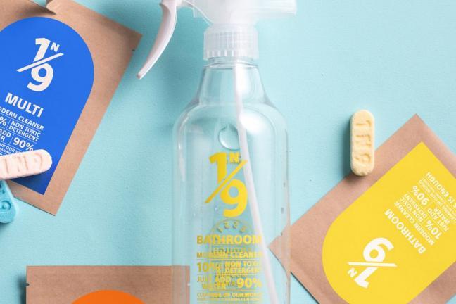 Ekologiczne środki czystości w tabletce