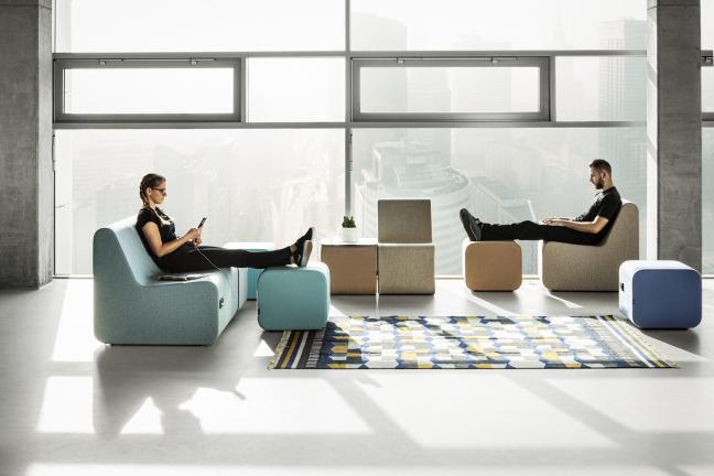 Elastyczna przestrzeń - zdrowe środowisko pracy